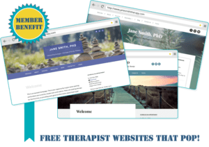 Member-Benefit-FREE-Therapist-Websites