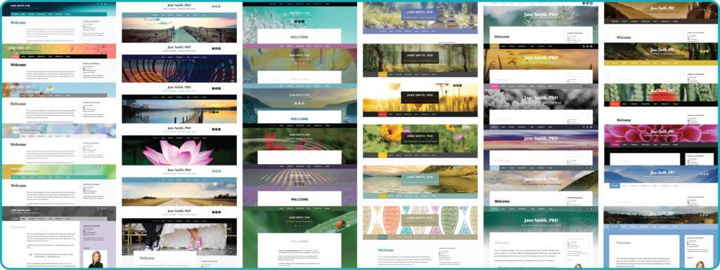 Therapist Website Design Choices