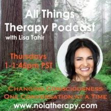 Therapist and counselors: Lisa Tahir, clinical social work/therapist, Los Angeles, California